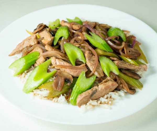 45. Sukiyaki de res, Obento Gourmet